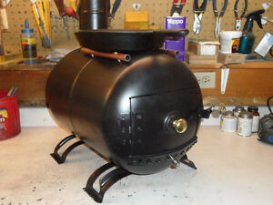 """The """"Lil Cooker"""" Wood Stove"""