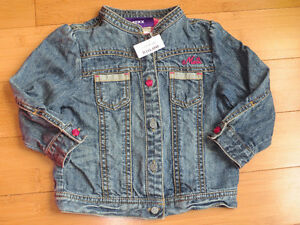 Girls Jackets - 18 Mths