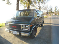 **1994 GMC Rally Van***