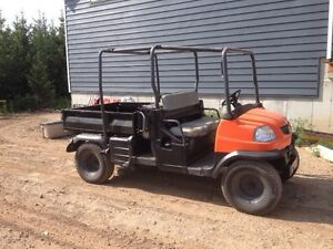2011 Kubota rtv. Best deal you will find