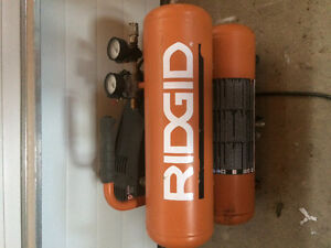 Rigid air compressor