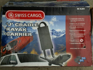 Swiss Cargo-J Cradle Kayak Carrier