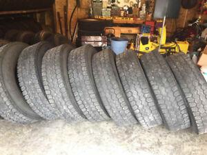 8 - 11R22.5 Re-Treads