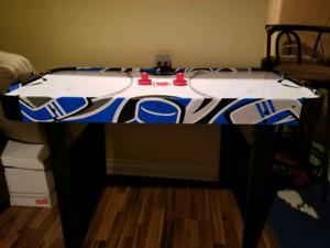 LIKE NEW - 48 Inch Air Powered Hockey Table