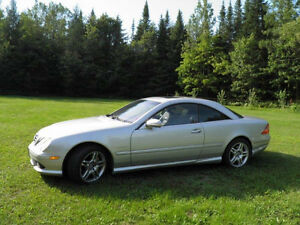 2003 Mercedes-Benz CL55AMG Coupé (2 portes)