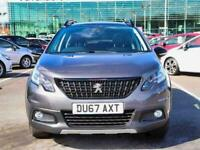 2017 Peugeot 2008 1.2 PureTech 130 GT Line 5dr Estate Petrol Manual