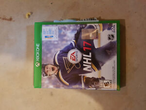 NHL 17 Xbox One + Other Xbox 360 Games ($5 each)