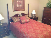 Classic Cherry Hespeler Bedroom suite