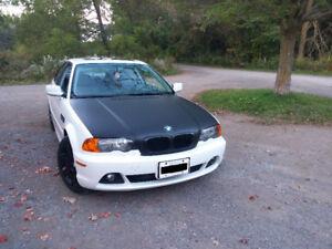 2001 BMW 330ci Certified & E-tested – 210,000km