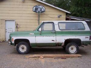 1974 GMC Jimmy Other