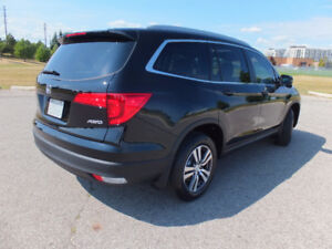 2017 Honda Pilot NEW 121 km EXL-RES (DVD) 8 Leather Seats SUV