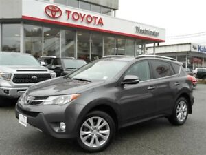 2015 Toyota RAV4 AWD Limited Technology Package