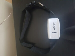 GPS tracker for dog collar