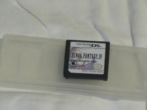 FOR SALE NINTENDO DS GAME FINAL FANTASY IV (GAME ONLY)