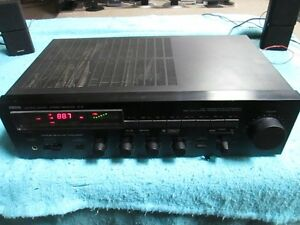 YAMAHA R-5 NATURAL SOUND STEREO RECEIVER 1985