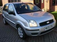 2005 Ford Fusion 1.4 MPV 5dr 2 Owners Great Drive Real Bargain