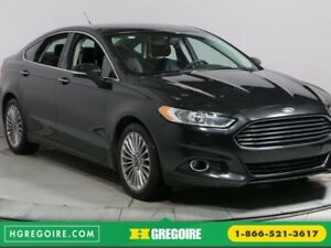 2014 Ford Fusion AUTO A/C CUIR BLUETOOTH MAGS