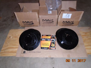 RAM 2500,3500 complete font and rear brake kit