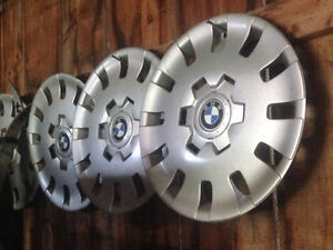"""BMW - 4 wheel covers for 16"""" Stratford Kitchener Area image 1"""