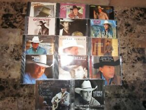 George Strait - 14 Compact Disc Pack