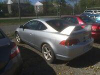 2003 Acura RSX PREMIUM MANUELLE FULL EQUIPE **RANCART**