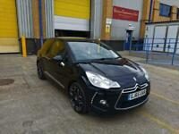 2015 DS Automobiles DS 3 1.6 BlueHDi DStyle (s/s) 3dr Hatchback Diesel Manual