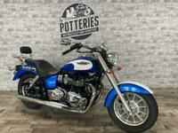 Triumph Bonneville America Roadster 865cc Motorcycle Petrol Manual