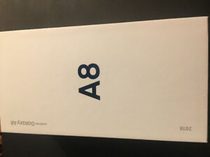 !!BRAND NEW, SAMSUNG GALAXY A8-2018 FOR SALE!!