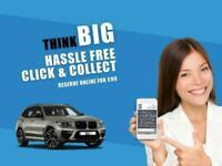 2016 BMW 5 Series 520D M SPORT TOURING Auto Estate Diesel Automatic