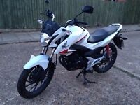 2015 65 Reg - Honda CB125F Motorcycle good condition Only 3400 Miles !!!