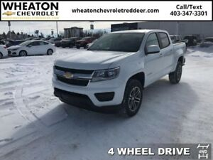2019 Chevrolet Colorado WT  | Remote Starter | Rear View Camera