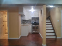 Basement Apartment for Rent-2 Bdrm located at Derry & 10th Line