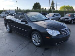 2008 Chrysler Sebring Convertible, Limited , Nav , Leather , Har