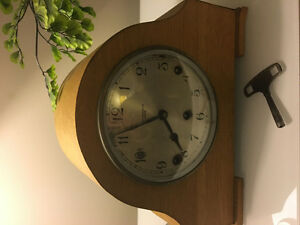 Antique James Walker Mantel Clock