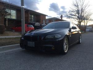 2011 BMW 5-Series 535 xdrive Sport package Sedan
