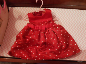 Baby Girl Clothes Size 6-12 mths