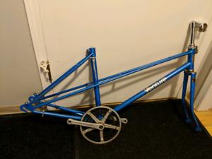 Venture vintage bike frame