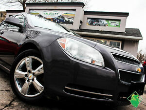 '10 Chevy Malibu LT+Alloys+CERTIFIED+R/Start! Only $65/Pmts!!