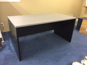 Desk - large, very easy to assemble/disassemble