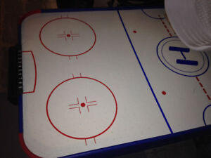 AIR HOCKEY TABLE FOR SALE - STRIKERS MAY BE MISSING  $35.00
