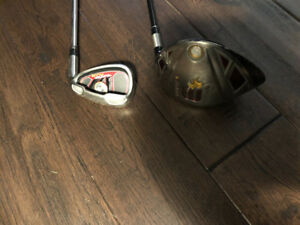 Taylormade  Burner Golf Clubs