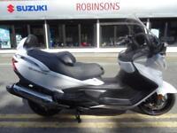 2018 18 Reg Suzuki AN650 Burgman Z AL8 791 miles