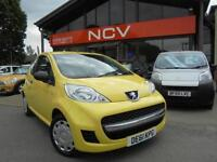 2011 PEUGEOT 107 1.0 Urban Lite ONLY GBP20 ROAD TAX