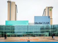 Co-Working * The Blue Tower - MediaCityUK - Salford - M50 * Shared Offices WorkSpace - Manchester