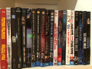 Collection de Blu-ray