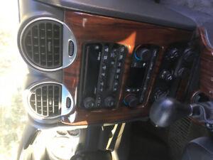 2003 GMC Envoy. 7 seater