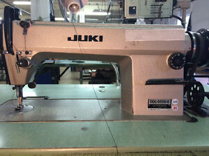 Sewing Machine- Juki Industrial Straight Stitch