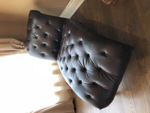 Chaise Lounge leather comfort