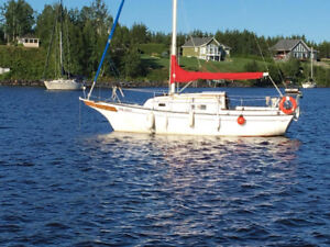 voilier bayfield 25