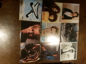 Various rock and roll albums records / lp's  classics
